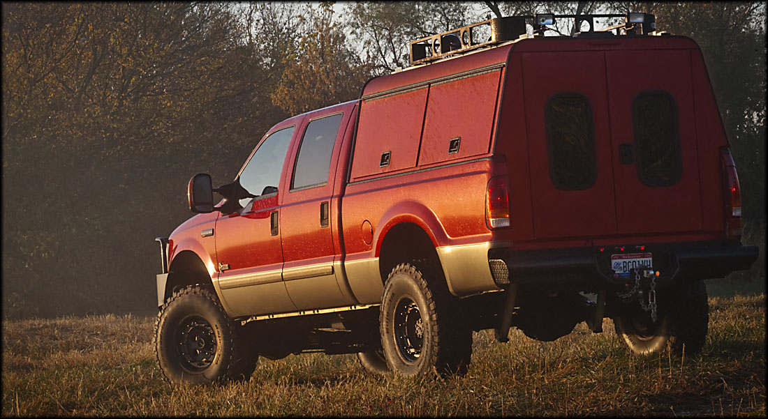 HMMWV double beadlocks wheels on a Ford Superduty - Page 5 ...