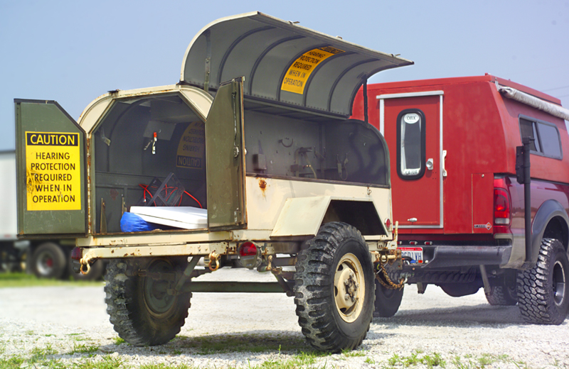 Perfect Convert Cube Van To Trailer  Pirate4x4Com  4x4 And OffRoad Forum