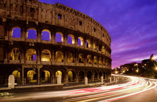 Rome Italy, Colosseum (Colosseo)